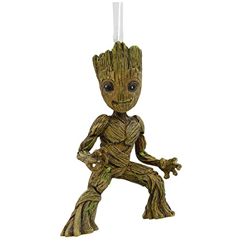 Disney Guardians of the Galaxy Little Groot Christmas Ornament, Hallmark
