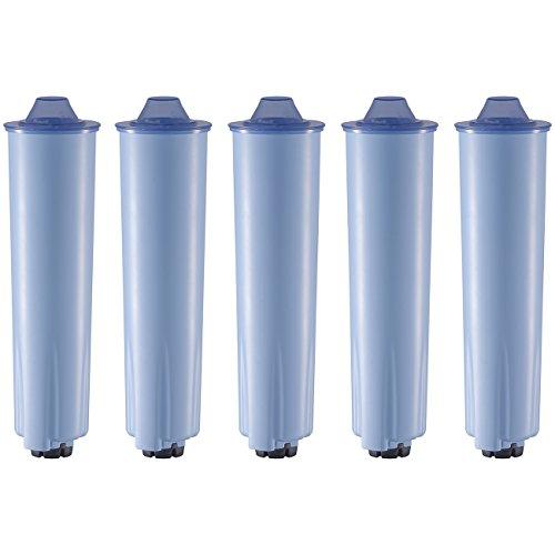 5 Filterpatronen geeignet für JURA ENA blue Kaffeevollautomaten