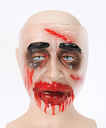 Zombie Transparent Male (Bloody mouth)