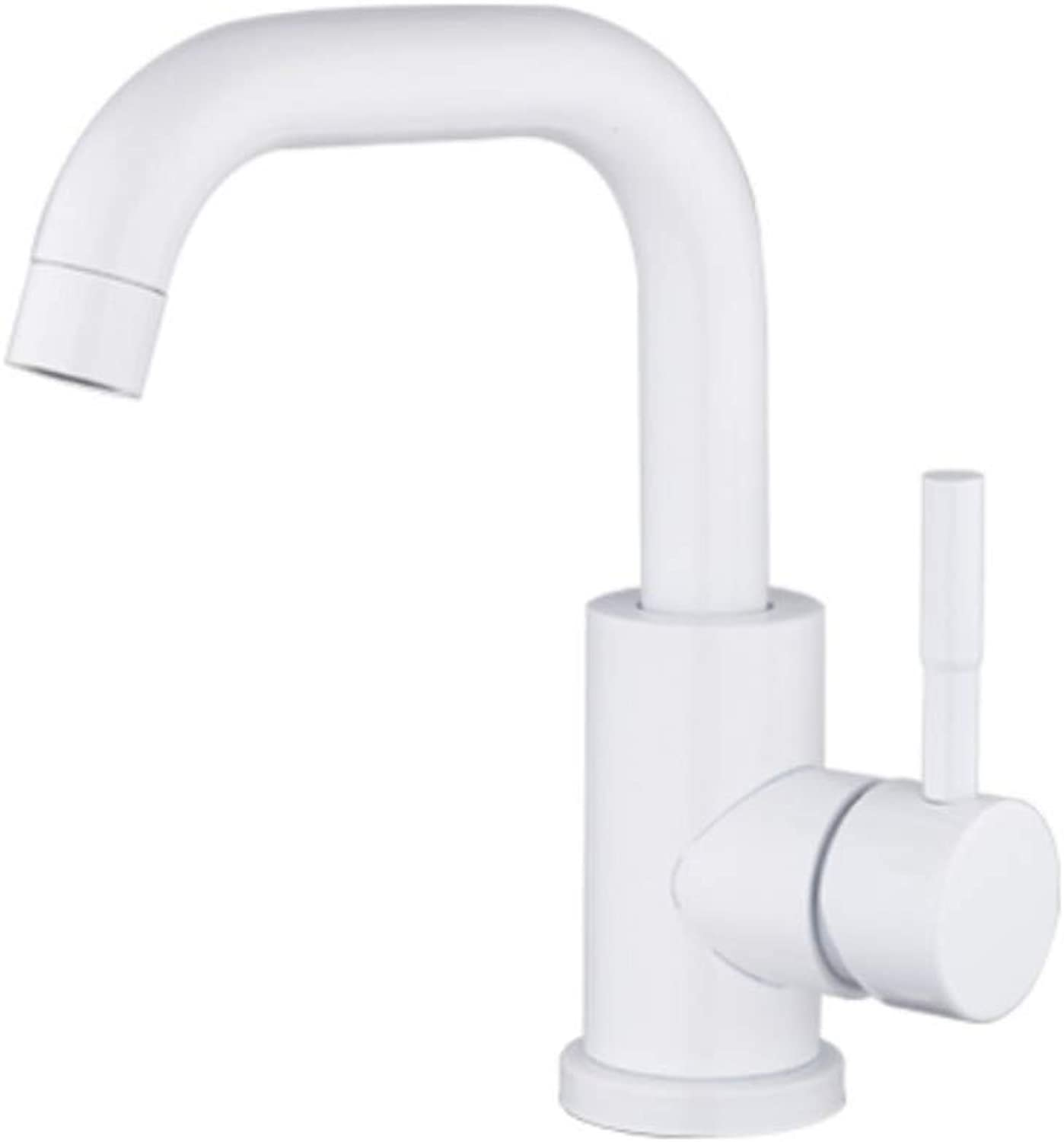 Mzdpp New Arrival Hot and Cold Water Bathroom Faucet Sink Innovative Fashion Style and Bathroom Sink Faucet,B