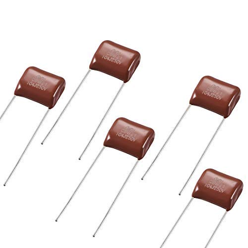 CBB21 Condensadores de película de polipropileno metalizado 630 V 10 NF para...