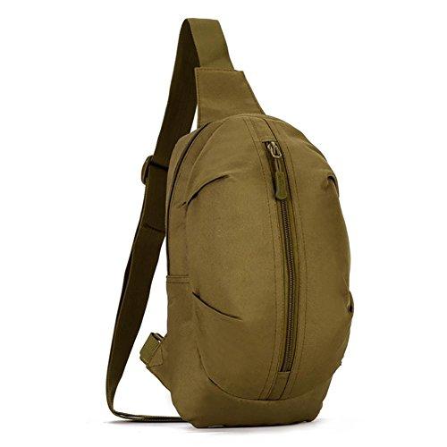 Multi-Usage Pocket Bag Outdoor Voyage Sac à double usage 19 * 30 * 12cm en nylon , 1