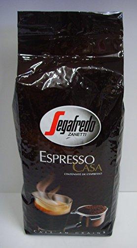 Segafredo Espresso CASA 6 x 1kg Bohne