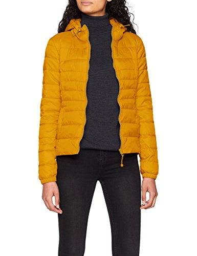 ONLY Damen Onltahoe Hood Jacket Otw Noos Jacke, Gelb (Golden Yellow Golden Yellow), Small
