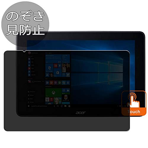 Synvy Privacy Screen Protector Film for Acer ONE 10 S1003 10.1' Anti Spy Protective Protectors [Not Tempered Glass]
