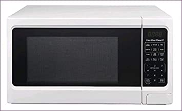 Hamilton Beach 1.1 Cu. Ft. Digital Microwave Oven, White