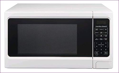 1100 watt white microwave - 7