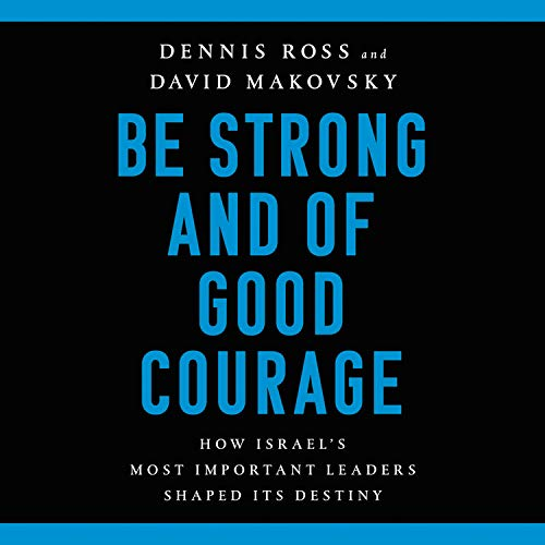 Be Strong and of Good Courage  By  cover art