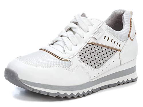 XTI Zapatilla XTI049797 para Mujer Blanco 39