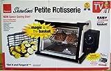 Ronco ST2000SSGEN Showtime Petite Rotisserie
