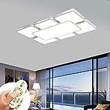 COOSNUG LED Deckenleuchte 78W Dimmbar Modern Deckenlampe Flur Wohnzimmer Lampe Schlafzimmer Küche...