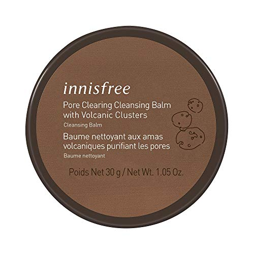 innisfree Pore Clearing Cleansing Balm with Volcanic Clusters Face Cleanser