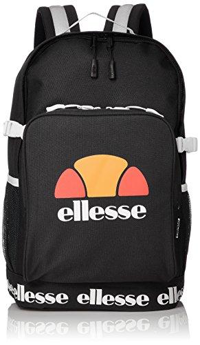 [エレッセ] Ellesse エレッセ ロゴ リュック リュックサック レディース メンズ スポーツブランド テニスブランド ブラック