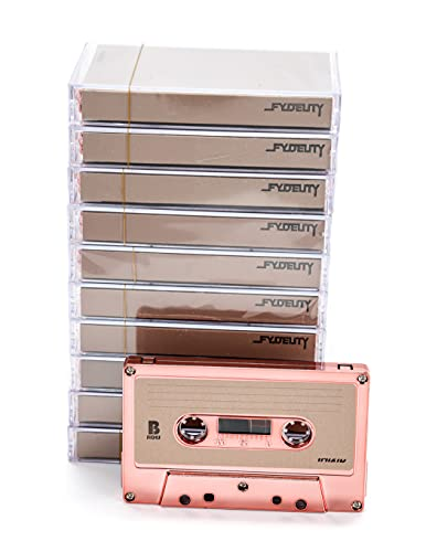 Blank Audio Cassette Tapes to Record
