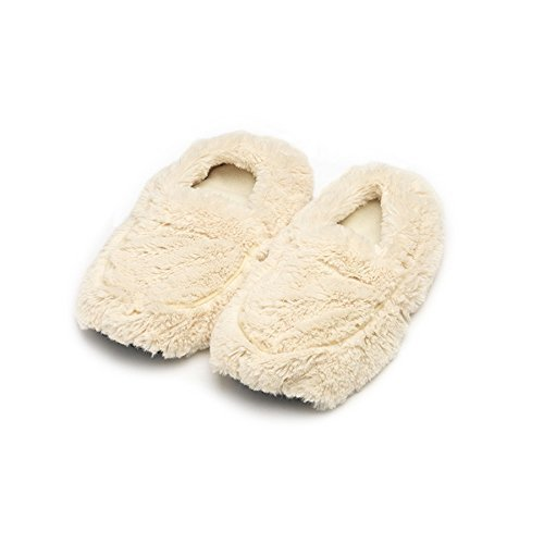 Fully Microwavable Luxury Cozy Slippers