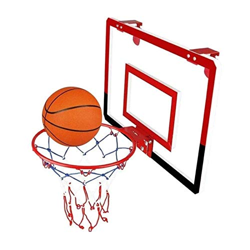 MGIZLJJ Basketballkorb Outdoor-Indoor-Basketball-Wandmontage-Boards Inground-Basketball-Reifen tragbare Kinder-Basketball-Reifen-Mini-Basketball-Reifen-Innen- und Outdoor-Basketball-Racks