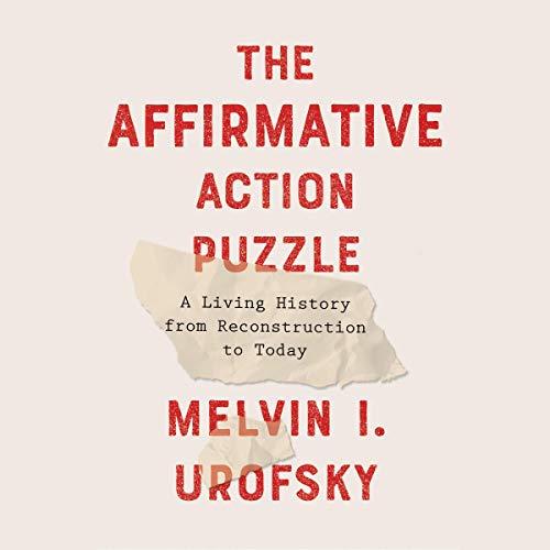 Couverture de The Affirmative Action Puzzle
