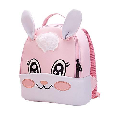 Mochila Infantil Mochilas NiñOs 6 AñOs Mochila De niños Bolso para niñas Mochila Escolar para niñas Mochilas Escolares para niñas Bolsos para niñas Rabbit