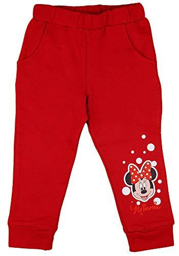 Mädchen Baby Kinder Freizeit-Hose Harem-Spiel-Jogging-Hose Minnie Mouse Disney Baby Gr 80 86 92 98 104 110 Baumwolle Warm für 1 2 3 4 5 Jähriges tolles Geschenk (Modell 1, 110)
