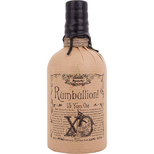 Ableforth's Rumbullion! XO 15 Years Old Spiced Rum 46,20% 0,50 Liter