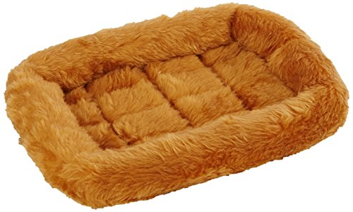 MidWest Pet Beds For Dog And Cat With Cinnamon Fur.