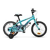 Conor Meteor 16' Bicicleta, Niños, Azul (Azul), Talla Única
