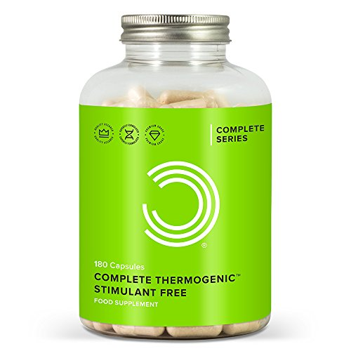 BULK POWDERS Complete Thermogenic, Pack of 180