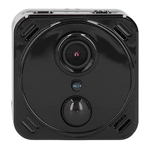 Mini Telecamera IP Wireless, Rilevamento del Movimento per Visione Notturna a Infrarossi, Videosorveglianza Portatile Leggera Ad Alta Definizione 1080p, Basso Consumo Energetico, per Casa, Azienda