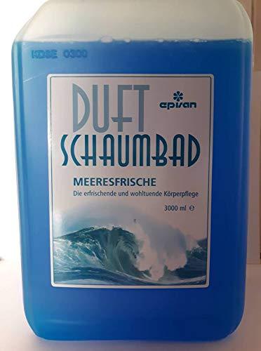3 Liter Duftschaumbad Meeresfrische Schaumbad Pflegebad Badezusatz Familienpackung