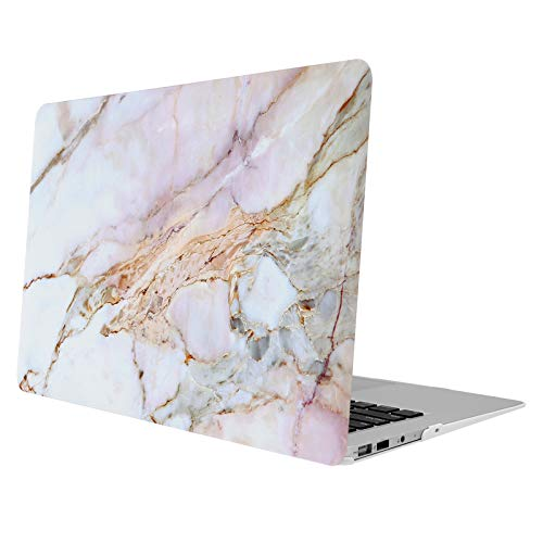iDonzon Case for MacBook Pro 13 inch 2019 2018 2017 2016 Release A2159 A1989 A1706 A1708, Soft-Touch Plastic Hard Case Cover Compatible Mac Pro 13.3 inch with Touch ID - Colorful Marble