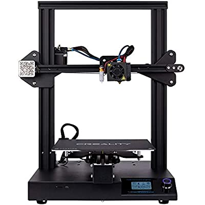 3D Printer Creality CR-20 Pro with BL Touch, Capricorn Teflon Tube and Meanwell Power Supply