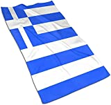 Toallas de Mano, Bandera de Panamá, Estampado de patrón Toalla de baño Suave Altamente Absorbente para baño, Hotel, Gimnasio y SPA-Color 15-27.5 * 15.7 '