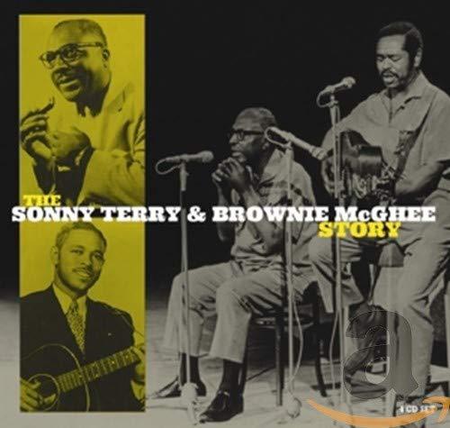 Sonny Terry & Brownie McGhee - Sonny Terry & Brownie..