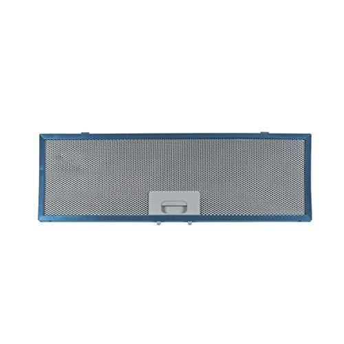 Fettfilter Metallfilter Filter Metallgitterfilter eckig ORIGINAL Bauknecht Whirlpool 481248058288 Dunstabzugshaube passend auch Indesit C00379060