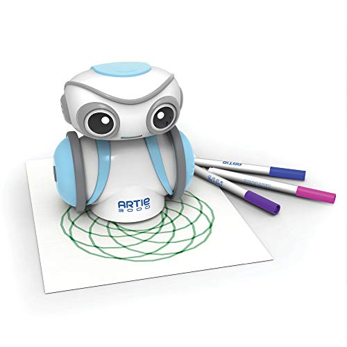 Educational Insights Artie 3000 The Coding Robot: Perfect for Homeschool & Classroom - STEM Toy, Coding Robot for Kids 7+