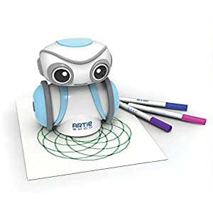 Educational Insights Artie 3000 The Coding Robot: Drawing Robot for Homeschool & Classroom – STEM Toy, Ages 7+