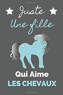 Juste Une Fille Qui Aime Les Cheveux: Carnet De Notes Pour Les Amoureux des..