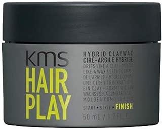 KMS HAIRPLAY Hybrid Claywax, 50 ml