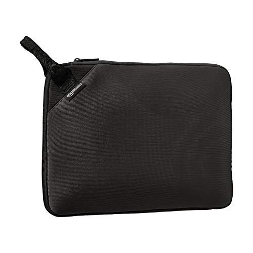 "Amazon Basics - sleeve Executive per laptop da 15,50"" (con manico) - nero"