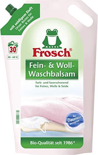 Frosch Fein- und Woll-Waschbalsam 30WL, 1,8 ltr.
