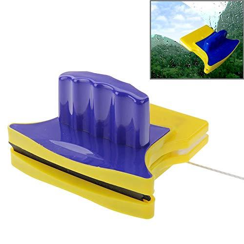 XGQ Magnético Limpiador de Doble Cara de Cristal (Azul + Amarillo)