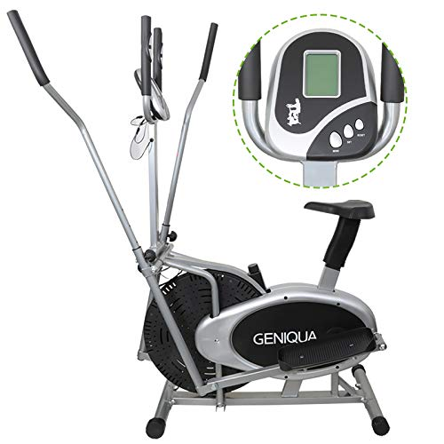 Flex HQ Elliptical Cross Trainer Machine and Exercise Bike 2 in 1