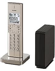 Sharp 夏普 電話機 無繩 拒絕來電功能 金色系 JD-XF1CL-N