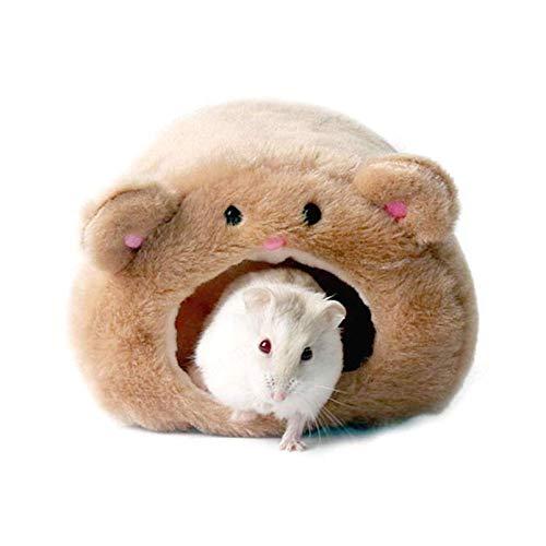 ZOZOSEP Lit Hamster pour Hamsters pour Hamster Nest Sac de Couchage merveilleusement Chaud