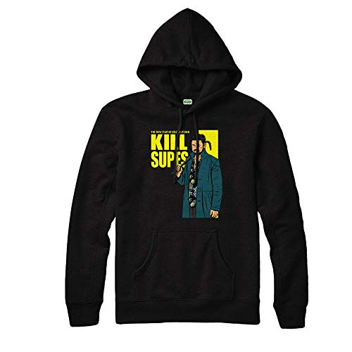 Kill Supes Hoodie, The New Film by Billy Butcher New Film Series...