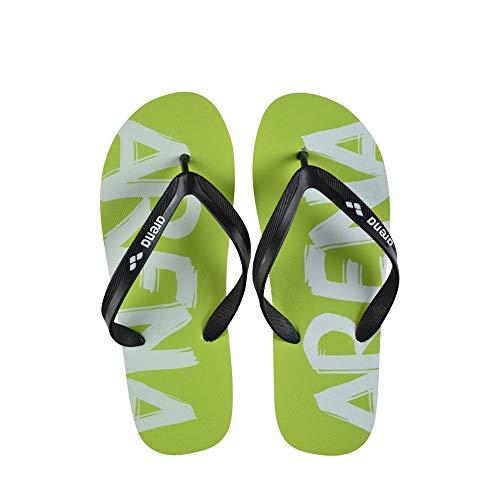 Arena Flip Flop, Ciabatte Unisex Adulto, Verde (Lime Soda), 39 EU