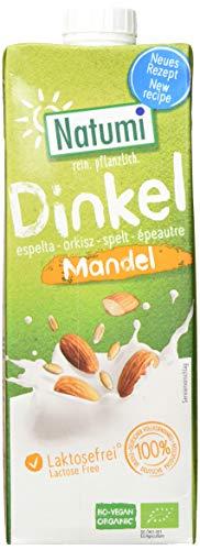 Natumi Dinkel Mandel Drink Bio, 6er Pack (6 x 1L)