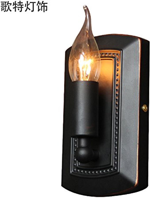 StiefelU LED Wandleuchte nach oben und unten Wandleuchten Dorf Wand Lampen Retro industrial wind Bar Café Club Scheinwerfer in Fluren, Treppenhusern, 11  18 cm
