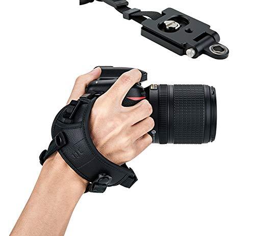 JJC HS-PRO1M Pro Hand Grip Strap for DSLR