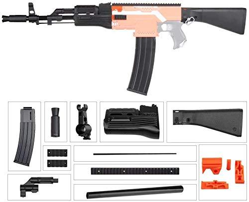 WORKER F10555 AK Style for Nerf N-Strike Stryfe B-Laster Modify
